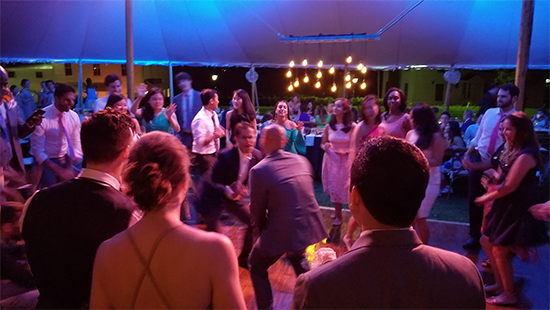 J&S Entertainment a premium wedding DJ in CT